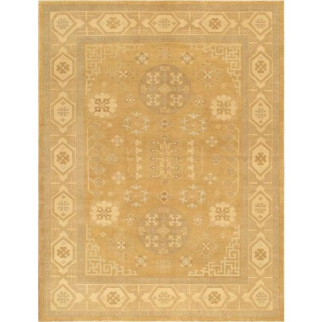 Image of Khotan Collection Tribal Traditional Rug - 6'x9'