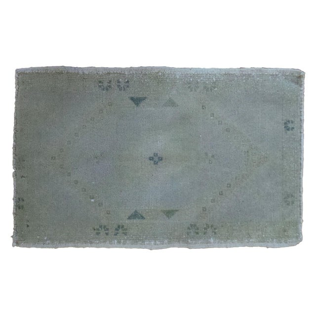 """Image of Vintage Oushak Rug - 1'10"""" x 2'11"""""""
