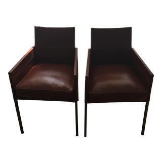 Design Within Reach Antica Armchairs - A Pair