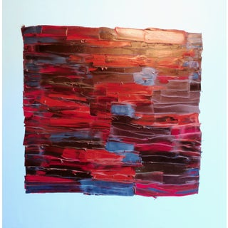 Abstract Modernist Painting by Martin Selig