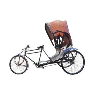 Vintage Indian Rickshaw
