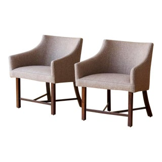 1960s Harvey Probber Armchairs - a Pair