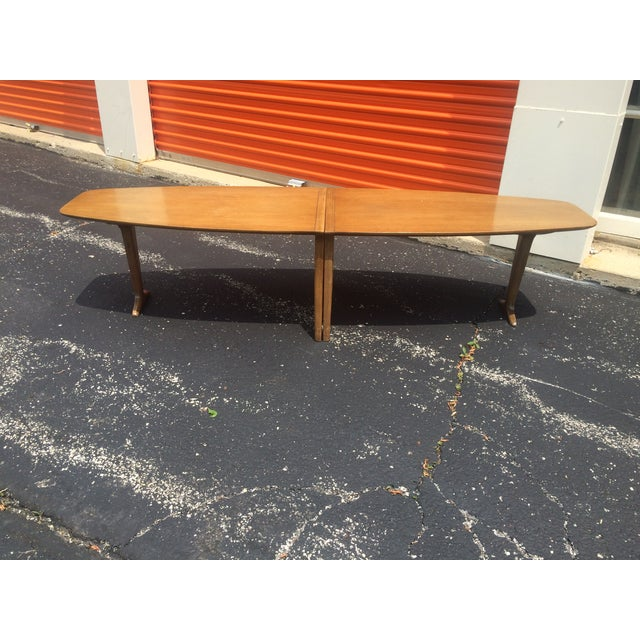 Mid-Century Drexel 2-Piece Coffee Table - Image 3 of 8