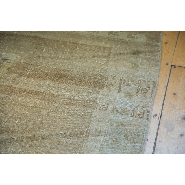 """Vintage Oushak Rug - 6' 2"""" x 8' 7"""" - Image 5 of 6"""