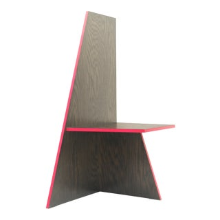 "JT Fountain ""Angle"" Chair"