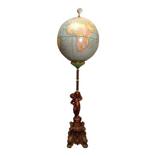 Retro Cornucopa Baby Atlas Lamp