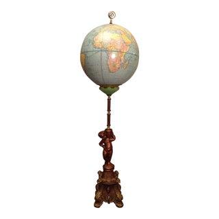 Retro Cornucopa Baby Atlas Lamp