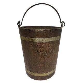 1880s Water Bucket