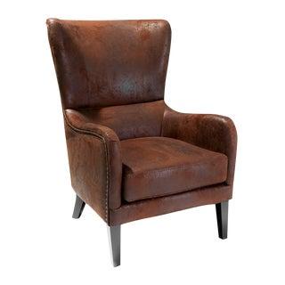 Studded Club Chair