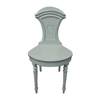 Light Gray Hall Chair