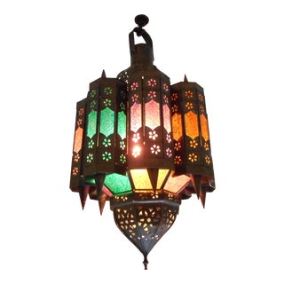 Vintage Moroccan Lighting Fixture