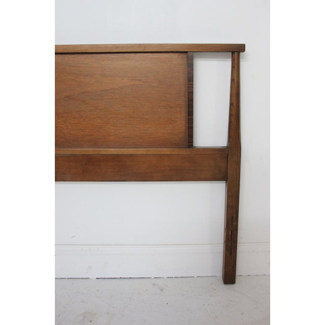 Image of Mid-Century Modern Full Headboard