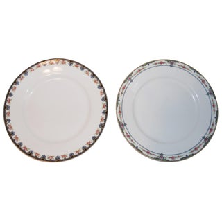 Haviland French Dinner Plates - A Pair