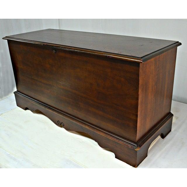 Vintage Cedar Chest By Lane Furniture Chairish