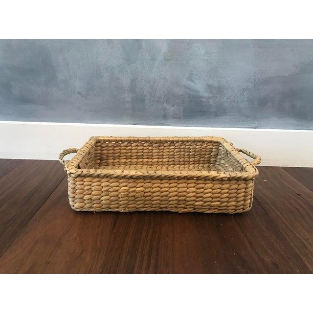 Wicker Basket Trays - Set of 3 - Image 6 of 7