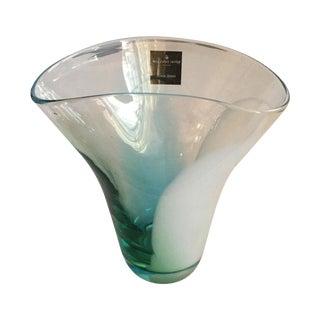 Royal Doulton Aquamarine Vase