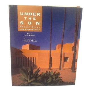 Vintage Desert Architecture Coffee Table Book