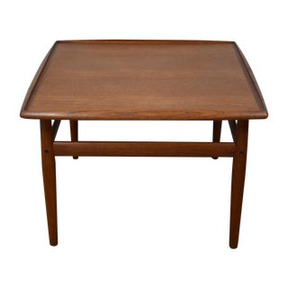 Grete Jalk Teak Occasional Coffee Table