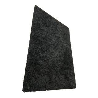Gray Tones Shag Rug - 7′2″ × 10′9″