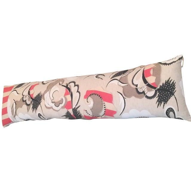 Extra Long Decorative Lumbar Pillow : Anthropologie Extra Long Lumbar Pillow Chairish
