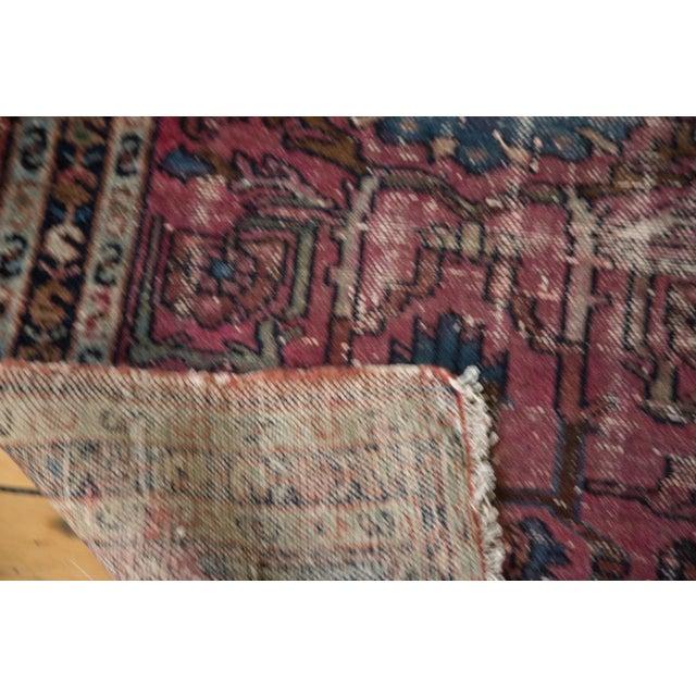 "Distressed Vintage Lilihan Rug - 2'6"" X 4'4"" - Image 4 of 7"