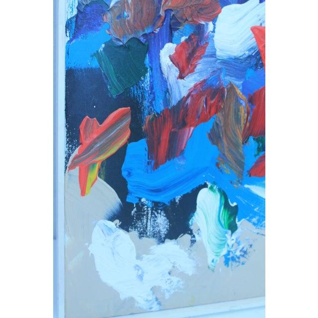 Jose Perdomo Vintage Expressionist Painting - Image 3 of 11