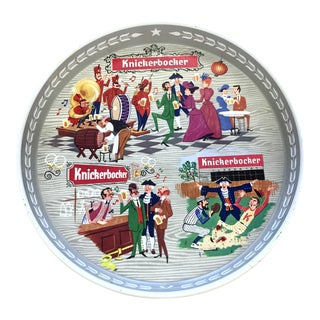 'Have a Knick' Knickerbocker Beer Tray