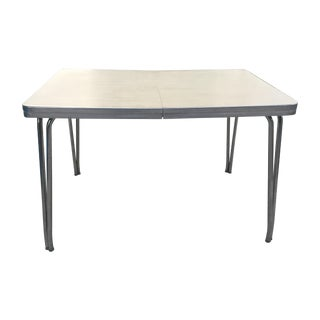 1950 Chrome Formica Table