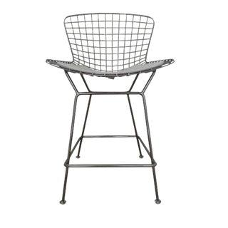 5 - Bertoia-Style Wire Counter Stool