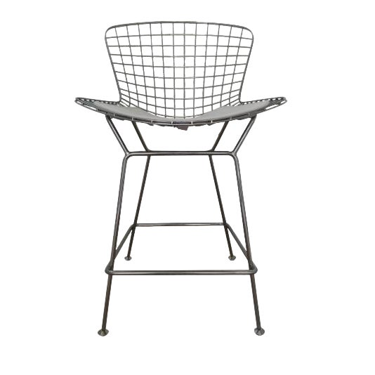 Bertoia-Style Wire Counter Stool - 5 Available - Image 1 of 7