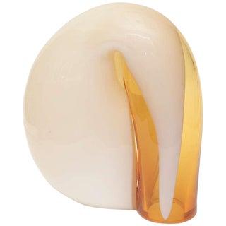 Italian Murano Vistosi Glass Lamp