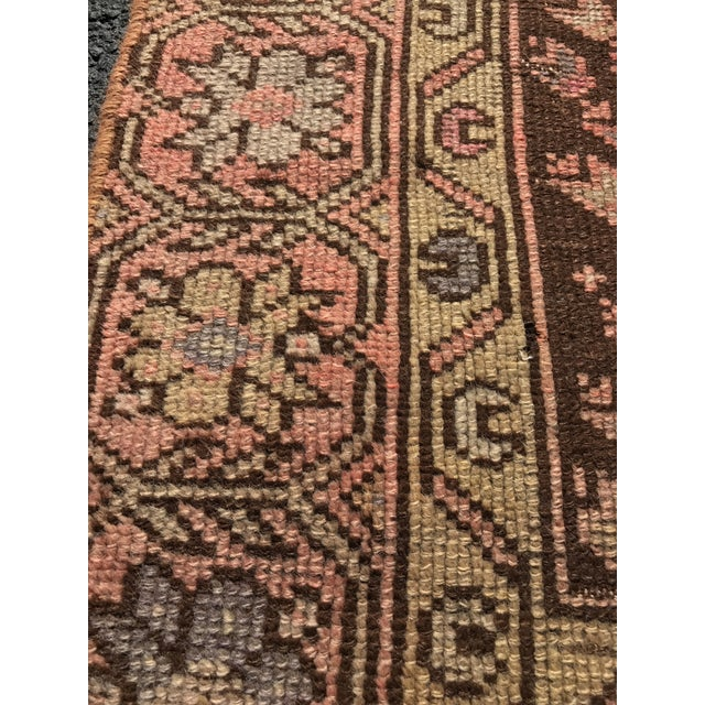 """Antique Persian Malayer Rug - 2'3"""" x 3' - Image 9 of 11"""