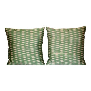 Fabric Ikat Pillow 055