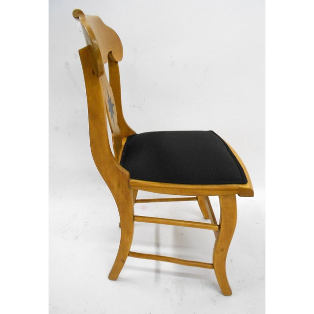 1920s Biedermeier Style Desk Chair - Image 4 of 7