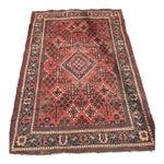 "Image of Gorgeous Persian Vintage Wool Rug - 51"" x 73"""