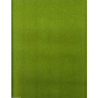 Designtex Pigment Wool Lawn Green Fabric - 1.125 Yards