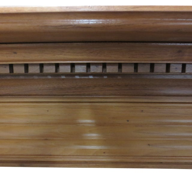 Checkendon American Walnut Mantle - Image 3 of 5