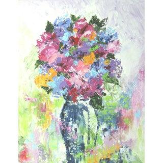 Matisse's Bouquet-Floral by Celeste Plowden