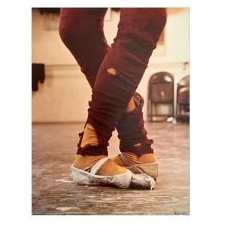 "Original Print ""Leg Warmers"""