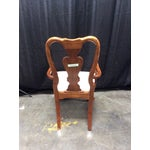 Image of Chippendale Style Mahogany Chairs - 5