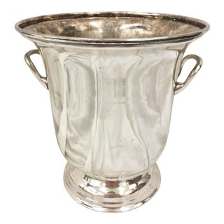 Vintage Silver Plated Champagne Bucket