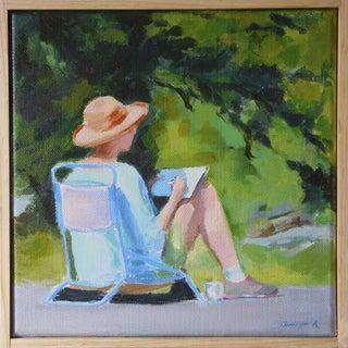 Contemplation by Anne Carrozza Remick