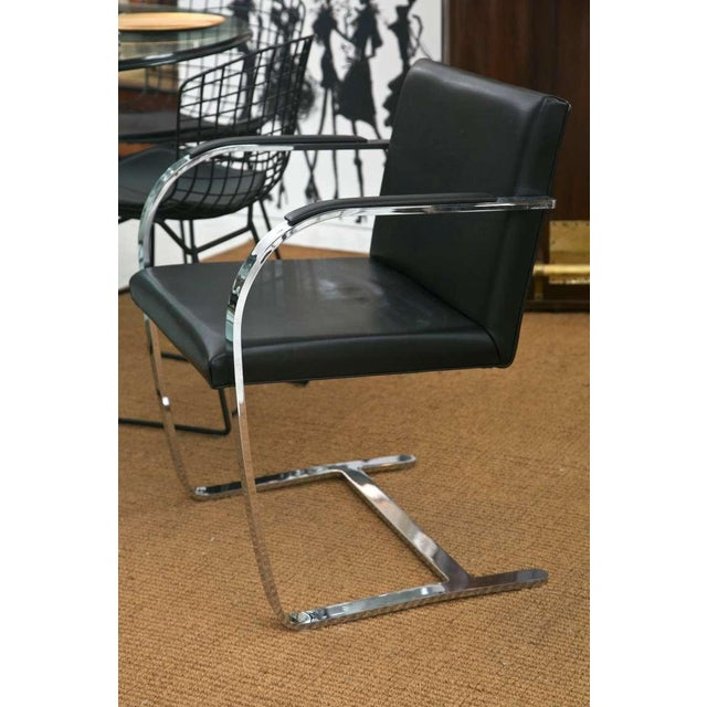 Brno Chair by Ludwig Mies van der Rohe for Knoll - Image 4 of 6