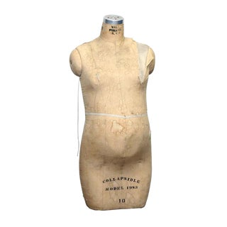 Maternity Collapsible Dress Form