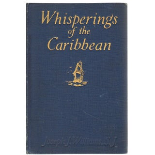 """Whisperings of the Caribbean"" 1925 Book"