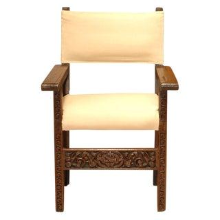 Spanish Baroque Armchair