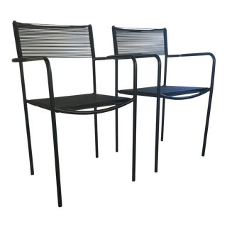 Giandomenico Belotti Alias Spaghetti Chairs - A Pair