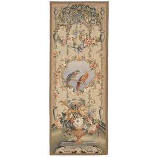 "Chinese Wall Hanging Tapestry- 2'2""x 5'8"""