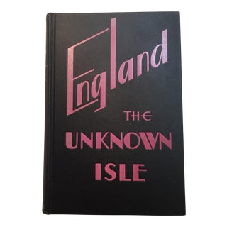 1932 England the Unknown Isle