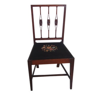 Federal Mahogany Dining Chair